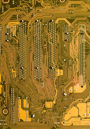 printed circuit: Printed circuit board