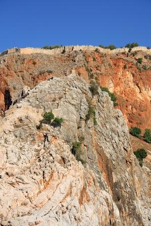 Alanya fortress, Turkey
