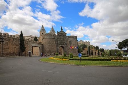 Puerta de Bisagra (Gates of Bisagra), Toledo, Spain