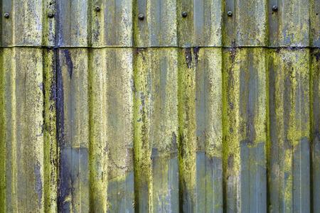metal sheet: Old weathered sheet metal background