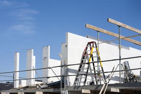 la union hace la fuerza: La construcci�n de una casa en los Pa�ses Bajos