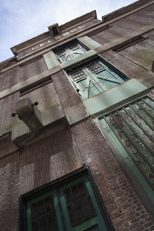 celebes: Old warehouse in Rotterdam named after the Indonesian island of Celebes