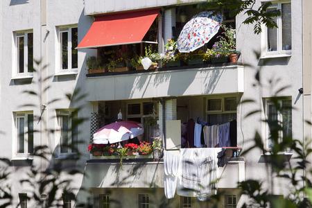 Sociale huisvesting in Rotterdam in Nederland