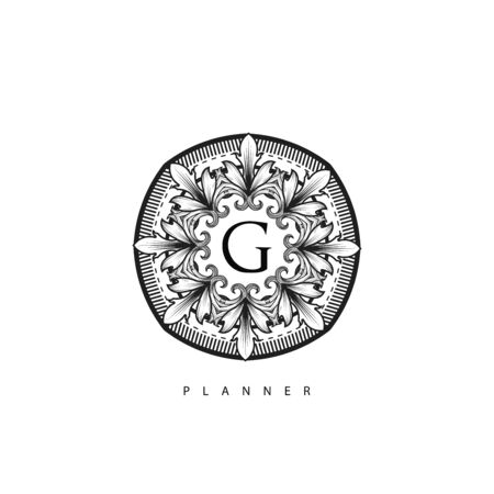 Logo Luxury Royal brand for luxurious corporate