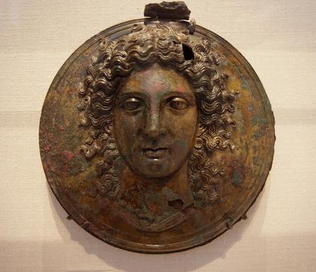 arte greca: antica arte greca Archivio Fotografico