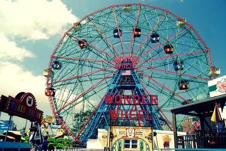 coney: Coney Island Wonder Wheel