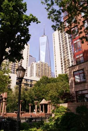 wtc: WTC tower view