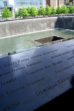 wtc: WTC memorial