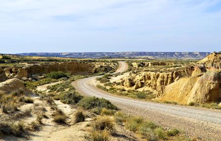navarre: Bardenas Reales desert, Navarre, Spain
