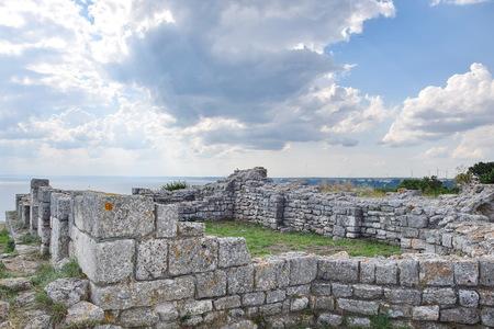 Cape Kaliakra Remains Bulgaria Touristic Destination