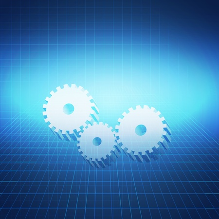 Gear material image Stock Photo - 13367822