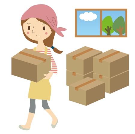 Prepare women moving