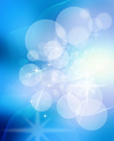 ネオンの光とランダム イメージ 写真素材