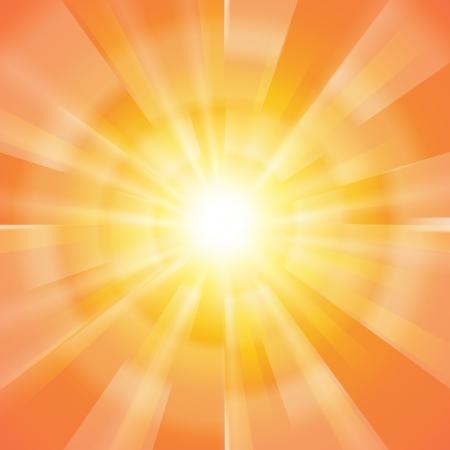 sense of space: Space image of orange high-speed