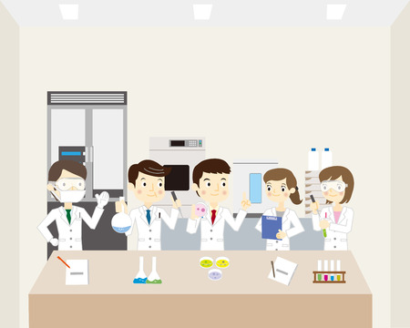 research facilities: Research team