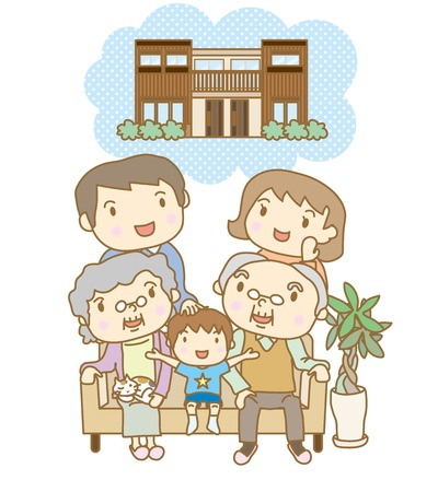Families planning for two-family houses