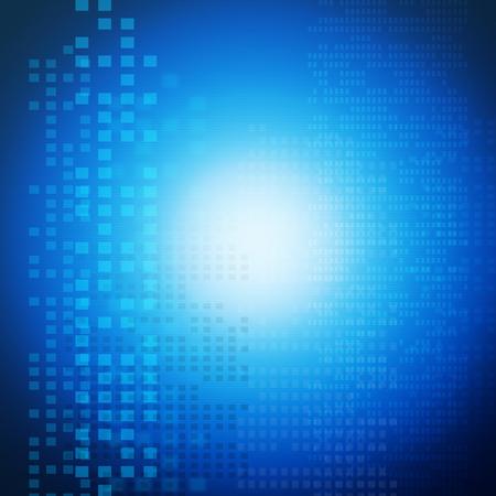 Digital technology background material Imagens