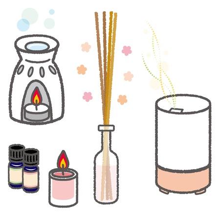Aroma goods Иллюстрация