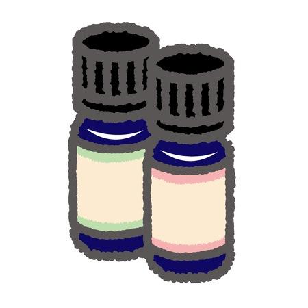 芳香性の油