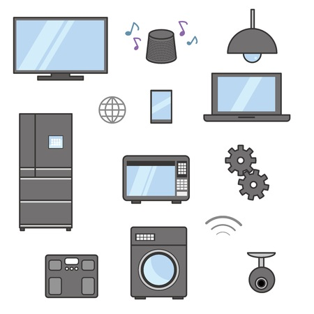 IoT home appliances