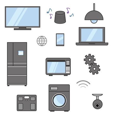 IoT home appliances