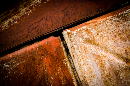 rusty metal: Texture of rusty metal for background