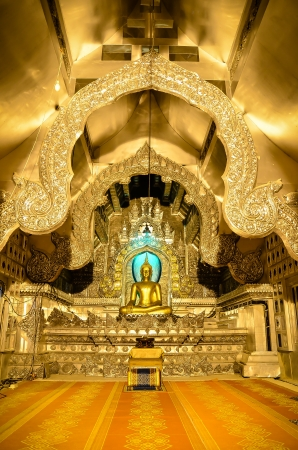 Silver temple, Chiang Mai Stock Photo - 14939511