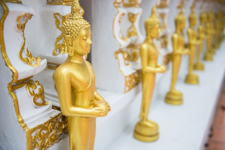 limosna: Im�genes de Buda de oro la celebraci�n de santa limosna