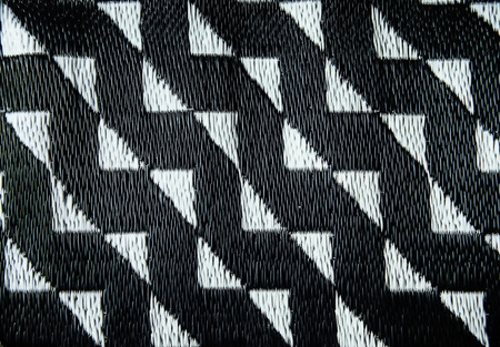 basket weaving: Abstract decorative basket weaving background  Seamless