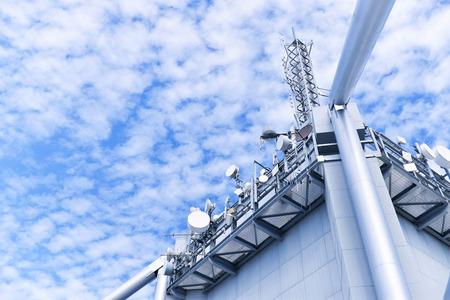 telephonic: Telecommunications tower