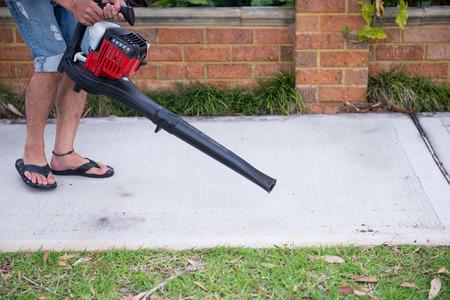blower: Leaf blower