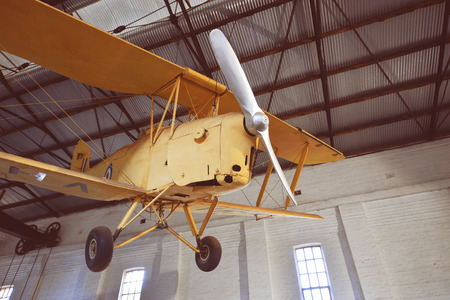 warbirds: Retro biplane