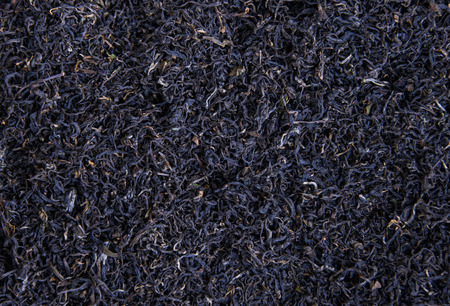 chinese dialect: Black tea background
