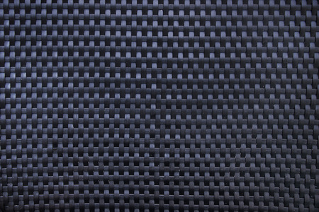 Black rattan wicker texture background