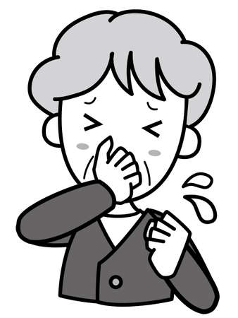 Granny troubled by strong smell