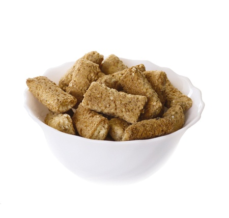 wholegrain: cup of wholegrain cookies