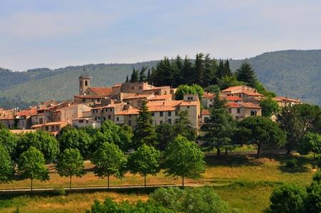 var: Village Ampus Var Provence