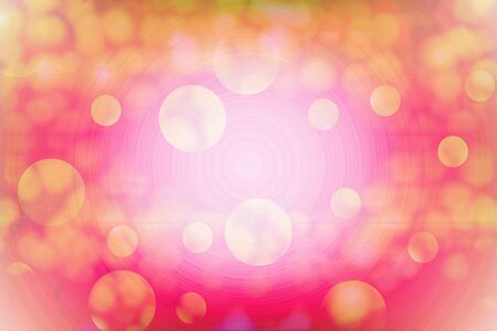 Abstract of bubbles or snow texture colors with circle like space or universe background. For elegant website, love themes, celebrations, parties, anniversary, or any purpose of your fun work.