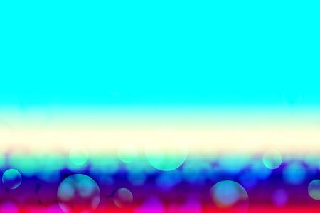 Abstract, background of bubbles or snow texture colors with vivid blue sky. For elegant website, love themes, celebrations, parties, anniversary, or any purpose of your fun work.