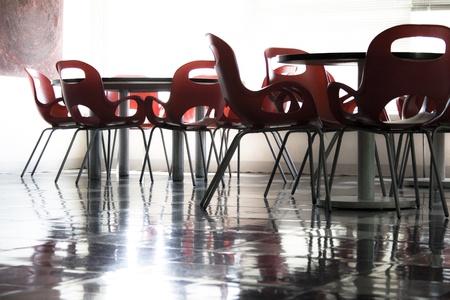 lounge bar: Cafeteria