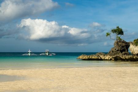 boracay: Boracay Beach Scene