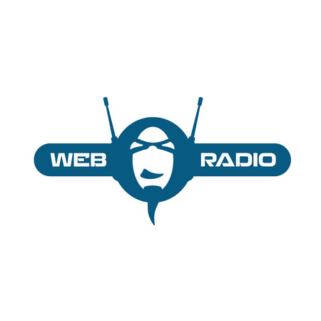 radio station: Internet radio logo