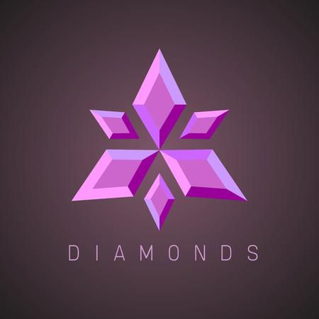ruby: Ruby gems logo template