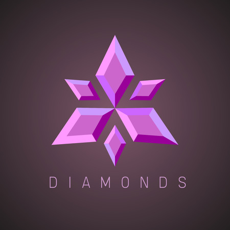 Ruby gems logo template