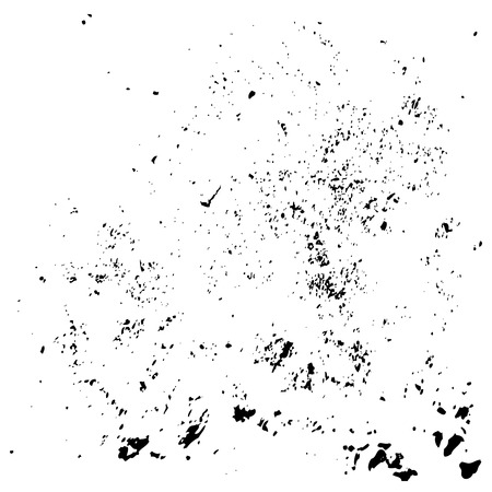 Vector grunge texture. Background noise. One color. Vectores
