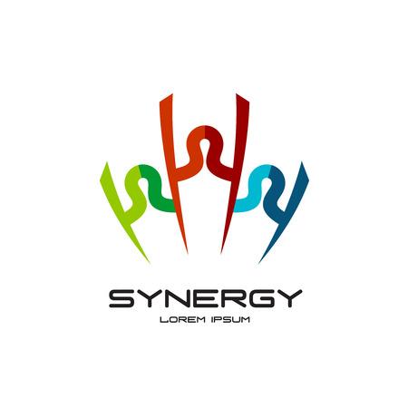 sinergia: Personas Ganador equipo insignia de la plantilla