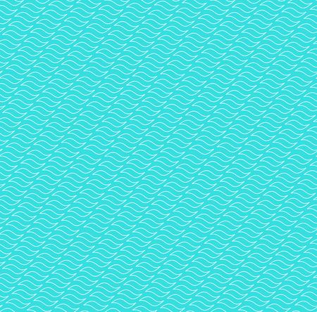 pattern background: Contour waves seamless pattern background