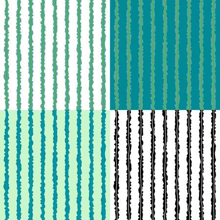 Seaweed Vector Logo Template. One Black Color Monochrome Version ...