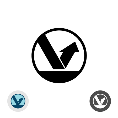 Resistance or reflection icon. Material property black sign.