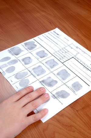 fingermark: taking off the fingerprints